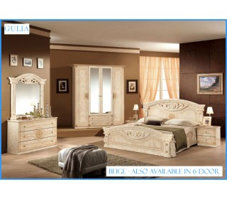 Gulia Italian Bedroom Set